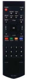 Пульт для телевизора BBK RC-2603 LCD TV